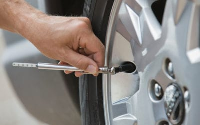 Stay Safe on the Road-Check Your Tire Pressure
